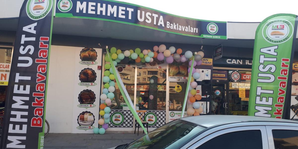 Mehmet Usta Baklavaları