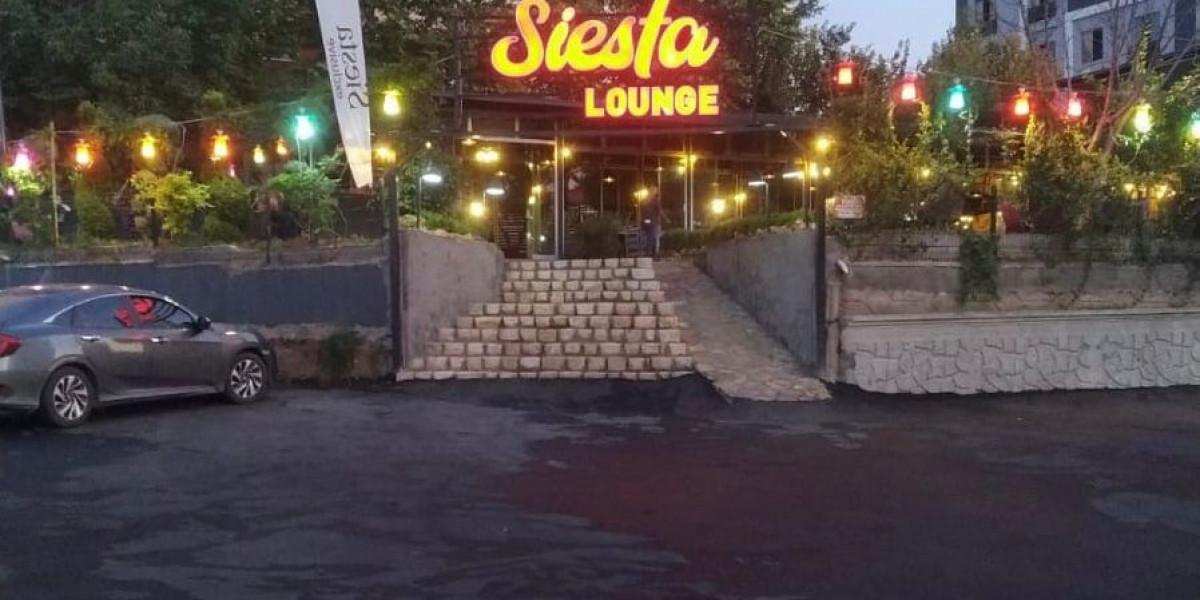 Siesta Lounge Cafe  Restaurant